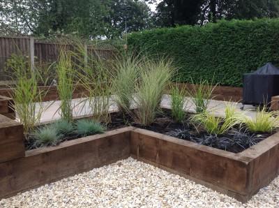 Garden design inc planting