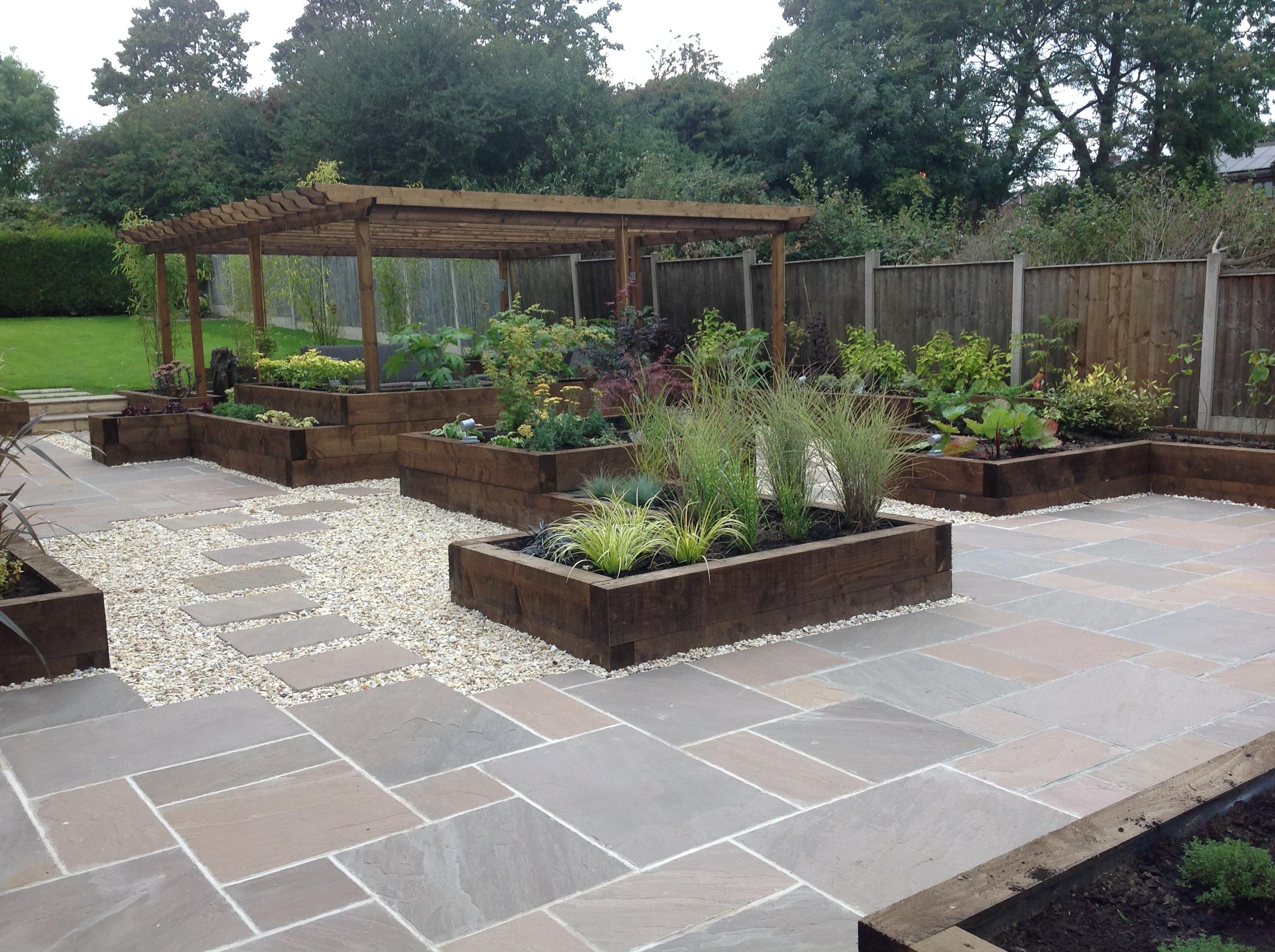 Garden design inc planting for Told in a garden designs